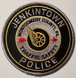 Jenkintown Police Dept Traffic Safety Montgomery County Pennsylvania Pa Patch
