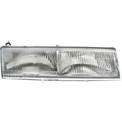 Headlight Lamp Right Hand Side Passenger Rh For Mercury Fo2503126 Fowy13008a