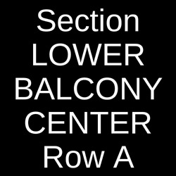2 Tickets Bat for Lashes 21420 Ace Hotel - Los Angeles Los Angeles CA