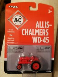 Ertl 164 Agco Allis Chalmers Wd45 Narrow Front Tractor