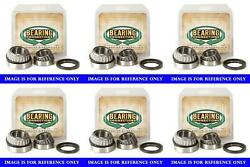 Cande Holdings 203-0011 Bearing Connectionand039s Steering Stem Bearing Kits 6 Pack