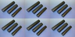Yates Rubber 12243-5 Molded Side Guide Roller 5/8 12 X 2-1/2 6 Pack