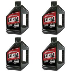 Maxima 30-309128 Extra 10w60 100 Synthetic Maxum4 Series 128 Oz 4 Pack