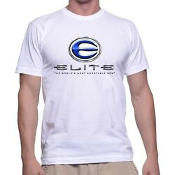 Elite Archery Bow Hunting Deer Compound Crossbow Arrows White T-shirt Size S-5XL $20.00