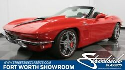 2008 Chevrolet Corvette Karl Kustom Convertible Custom Build by Karl Kustom Corvettes 2008 Underpinnings w 1967 Look Low Mile