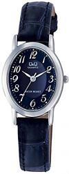 Citizen Q And Q Wrist Watches Standard Analog 3 Atm Water Resistant Navy Women's