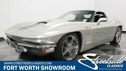 2013 Chevrolet Corvette Karl Kustom Coupe Custom Build by Karl Kustom Corvettes 2013 Underpinnings w 1967 Look Only 15k