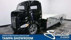 1946 Ford Cabover Ramp Truck FUEL INJECTED 5.4L SUPERCHARGED HIGH END BUILD CUSTOM RAMP MAGAZINE FEATURE BLAC