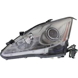 8107053240 Lx2502133 Hid Headlight Lamp Left Hand Side Hid/xenon Driver Lh