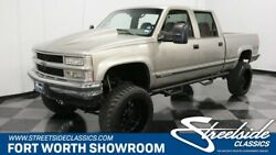 1999 Chevrolet Silverado 1500 2500 4X4 Very Clean 34 Ton 4X4 Pickup! Clean History Cold AC Room for 6! Ready to Go!