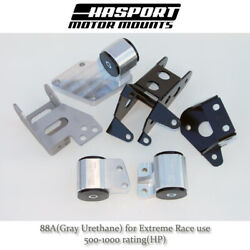 Engine Mount Kit For K-series W/ Tsx Or Accord Trans. Into 92-96 Prelude 88a