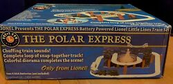 Polar Express Lionel Remote Control Train 🚂 New Battery Operated Little Lines
