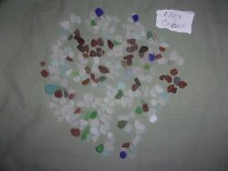 Lake Erie Beach Glass Mix Colors Jewelry Perfect