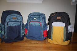 Brand New With Tag Quiksilver 1969 Special Modern Original Backpack Ship Free Us