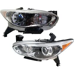 IN2502156, IN2503156 HID Headlight Lamp Left-and-Right HID/xenon LH