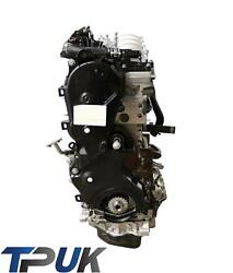 Peugeot 407 2.2 2179cc Sd4 Turbo Diesel Engine 224dt Dw12 - New Old Stock
