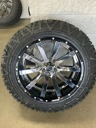22-10 Wheels And Tires 5 Jeep