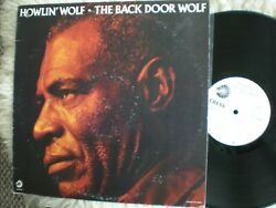 Howlin' Wolf Lp The Back Door Chess Ch-50045 Wlp Promo