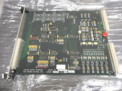 Svg Thermco 620819-02 Digital Output Interface For Avp200 Rvp200 Vertical Fur.