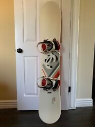 Red Sports Snowboard Tech Accessory 9cr0628 Limited Edition 157 Man Women