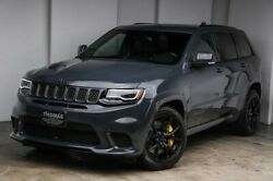 2018 Jeep Grand Cherokee Trackhawk 2018 Jeep Grand Cherokee Trackhawk