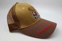 BOSS BUCK HAT Non-Typical Snap Back Mesh Back One Size Hunting