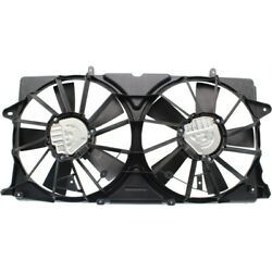 Cooling Fan Assembly For Chevy Gm3115291 23123635-pfm Chevrolet Silverado 1500