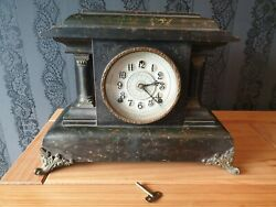 19th Century American Mantle Clock - William Gilbert And Co.