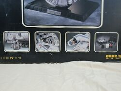 Star Wars Code 3 Collectibles Millennium Falcon Limited Edition Die Cast Pg93b