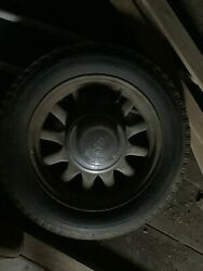 1932 Dodge Brothers Wood Wheels / Hubcaps / Tires