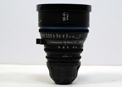 Customized Sigma 18-35 Canon Ef/pl Interchangeable For Canon C300 Red Bmpcc Sony