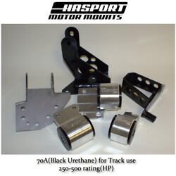 Hasport Mount Kit For J-series Engine Swaps Into The 88-91 Honda Civic/ Crx 70a