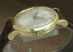 Omega Center Second Full Rotor Cal.501 Automatic Vintage Watch 1950and039s