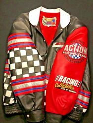 Jeff Hamilton Design Racing Collection Action Performance Leather Jacket