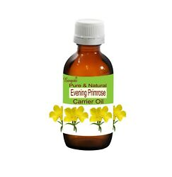 Evening Primrose Pure And Natural Cold Pressed Oil Oenothera Biennis By Bangota