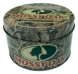 Mossy Oak 21168 Outdoor Mosquito Repellent Citronella Candle 8 Oz. Pack Of 9