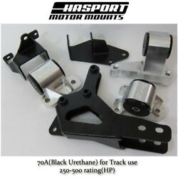 Hasport Mount Kit For F Or H Series Engine Swaps Into 96-00 Honda Civic Ekh3 70a