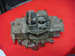 Ford Holley C7of-9510-c 390 Gt 4 Speed Carburetor Mustang Cougar List 3795 Core