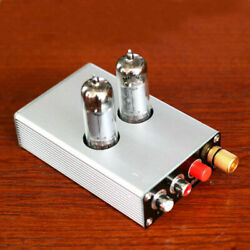 New Vacuum Tube Mm/mc Phono Stage Preamp Mini Class A Turntable Preamplifier