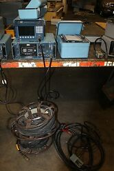 Geophysical Survey Sir 10 With Cd-10a Control Display And Cable And Chart Recorder