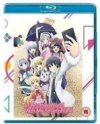 In Another World With My Smartphone The Complete Series [bluray Dvd] [2018]