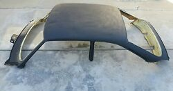 Mazda R100 Roof Cut Panel Rotary Rare Htf 1200 10a 12a Vintage Rx2 Rx3 Rx4 Rx7
