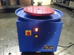 Varying Speed Electric Potters Wheel With Cooling Fan Heavy Ceramic Work Machine