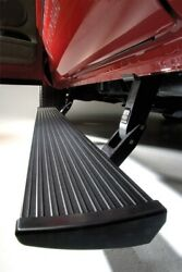 Amp Powerstep Electric Running Boards Plug Nand039 Play For 14-18 Silverado Sierra