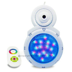 Multi-color Led Above Ground Pool Return Light With Remote Control
