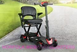 🌞spring Sale🌞drive Auto Fold - Automatic Folding Portable Mobility Scooter