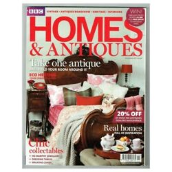 Homes And Antiques Magazine November 2010 Mbox390 Take One Antique