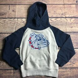 Ouray Youth Boys Small Georgia Bulldogs Pullover Hoodie Sweatshirt NEW