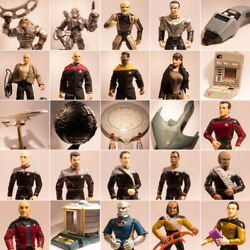 Star Trek Lot Action Figures Models Collectibles Roleplay Toys