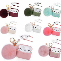 for Apple Airpods Pro Charging Case 3 in 1 Cute Silicone Headphone Case Cover 3
